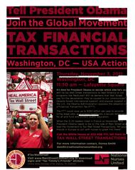 Washington DC 11/03/11 flyer