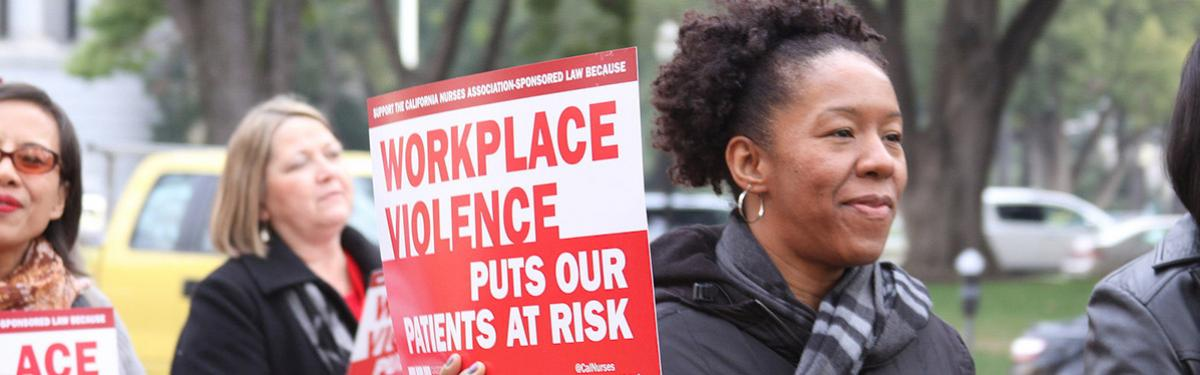 Workplace Violence Puts Patients at Risk