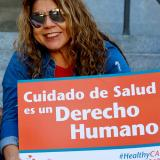 CNA and single-payer supporters rally support of SB 562