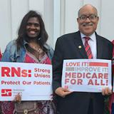 NNOC RNs with Vincent Fort