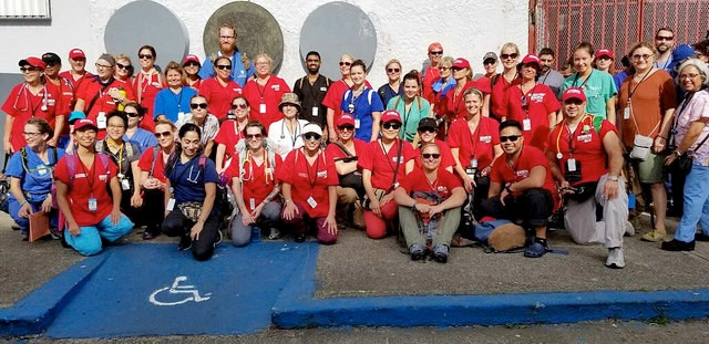 RN volunteers donated time, skills to help Puerto Rico