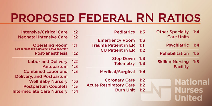 National Campaign for Safe RN-to-Patient Staffing Ratios ...