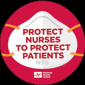 "Graphic ""Protect Nurses"""