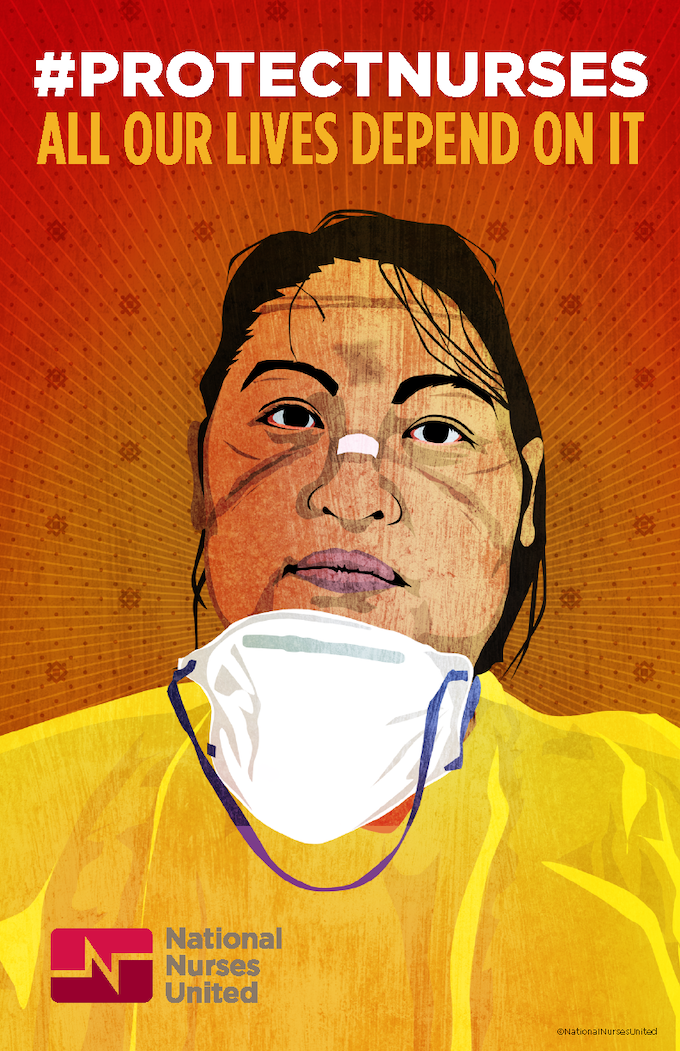 Innosanto Nagara nurse art