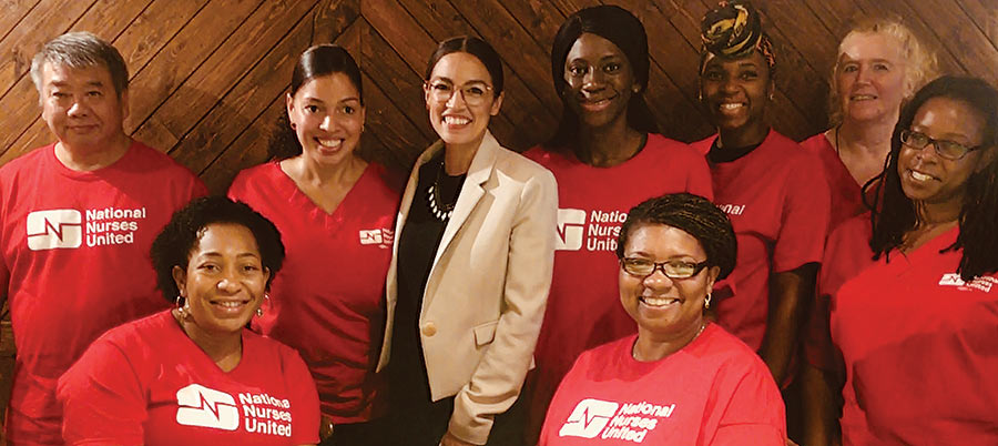 AOC with nurses