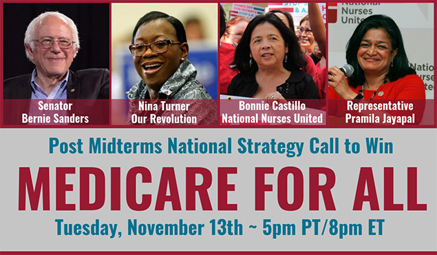 National Strategy Call to Win Medicare for All