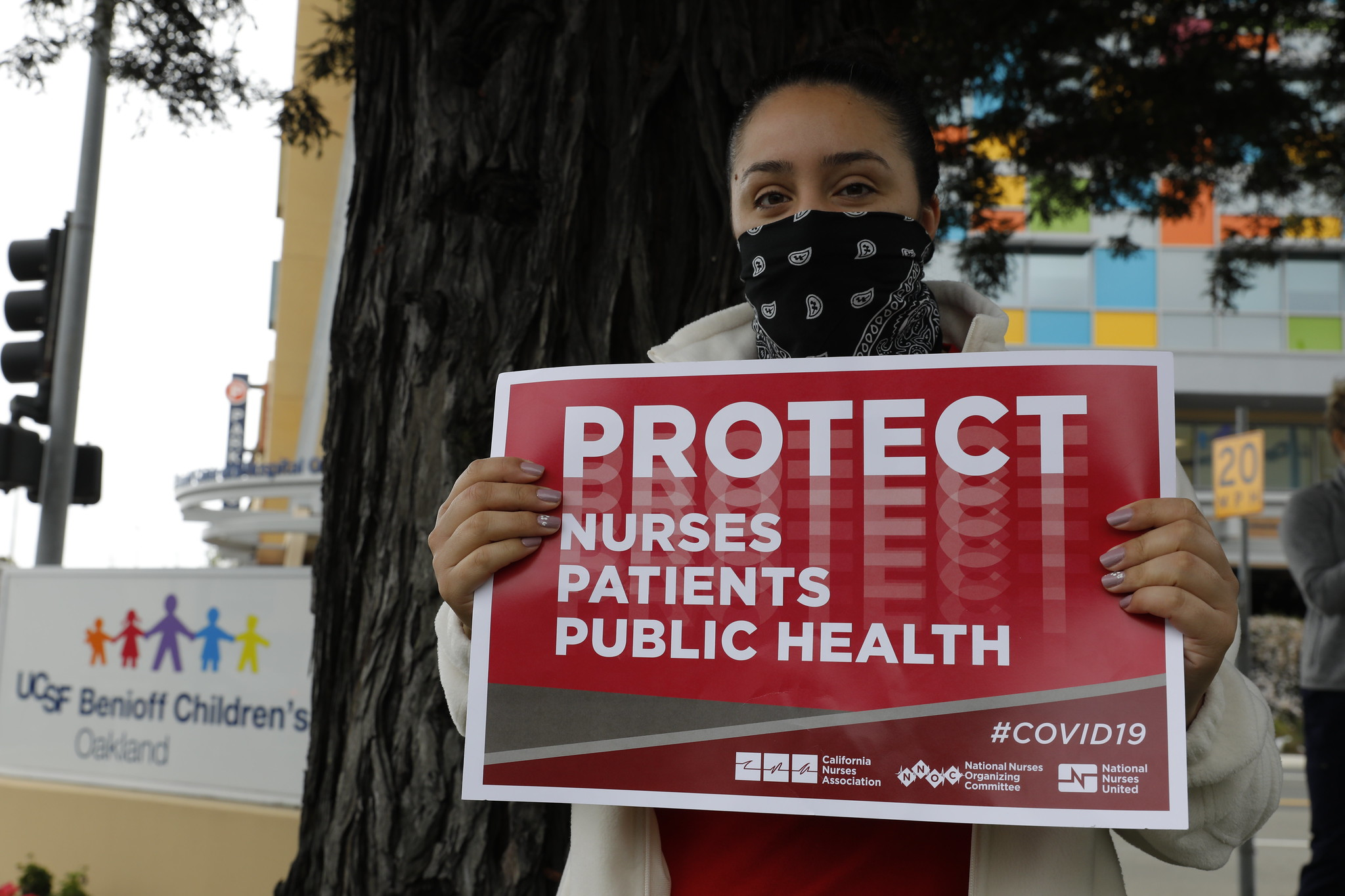 Nurses Call For More Data Action To Address Racial Disparities During Covid 19 Crisis National Nurses United