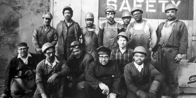 Young workers, South Africa