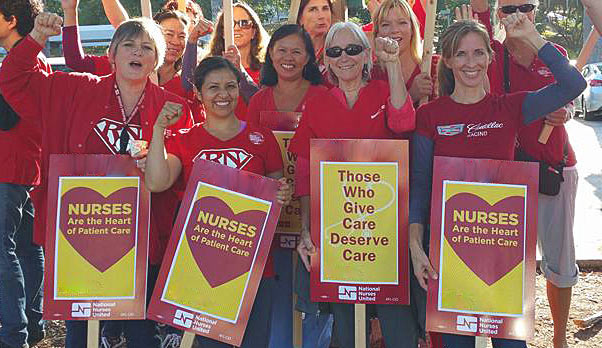Nurses plan one-day strike at Tenet hospitals in AZ, CA and FL
