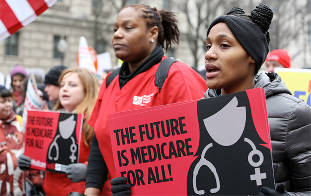 The Future is Medicare For All
