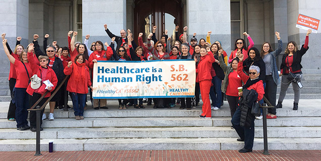 Healthcare is a Human Right, SB 562