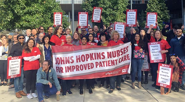 Johns Hopkins Nurses for Improved Patient Care