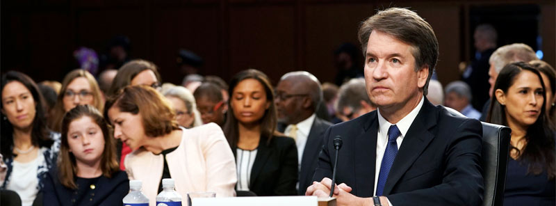 Kavanaugh at hearing
