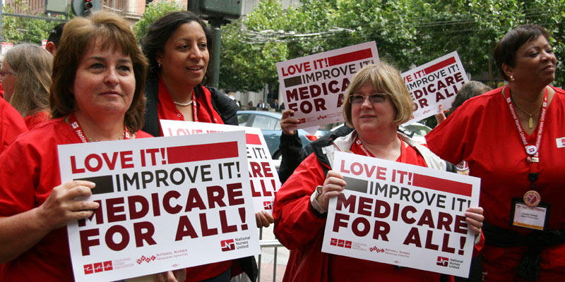 Nurses for Medicare for All
