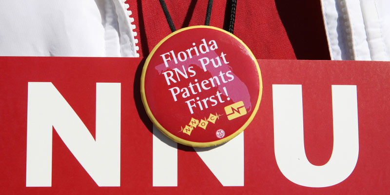 Florida RNs Put Patients First