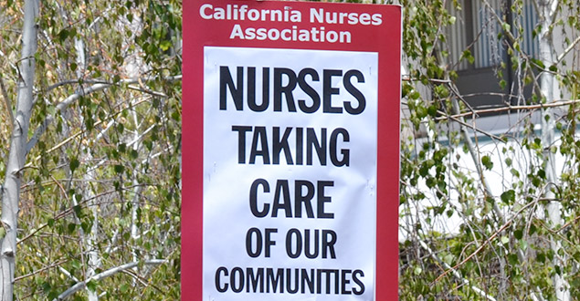 Nurses Taking Care of Our Communities