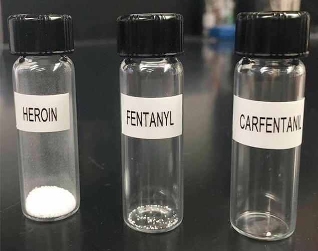 Opioid Lethal Amounts