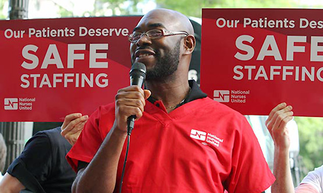 Patients Deserve Safe Staffing