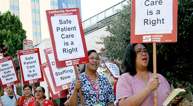 Safe Patient Care is a Right