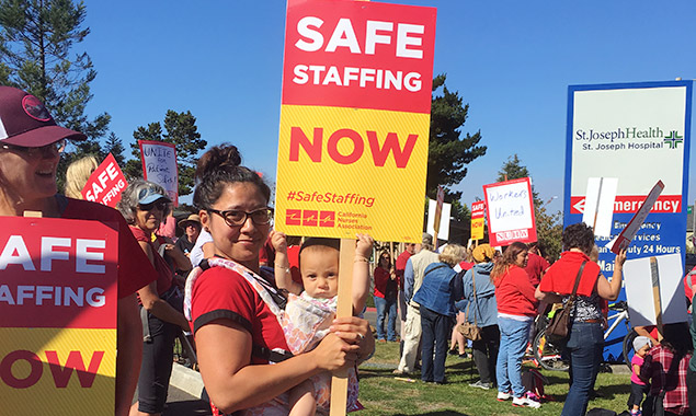 Safe Staffing Now