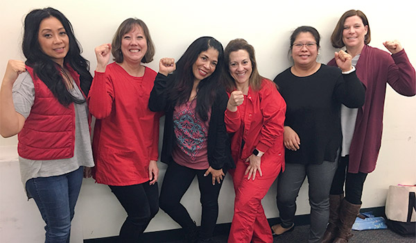 San Mateo County registered nurses celebrate new contract