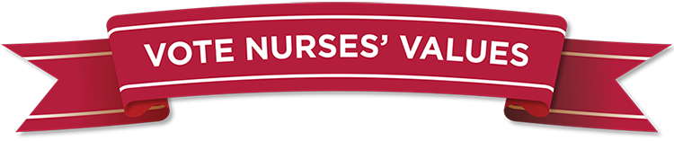 Vote Nurses' Values