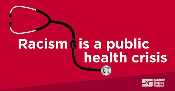 Graphic: Racism is a public health crisis