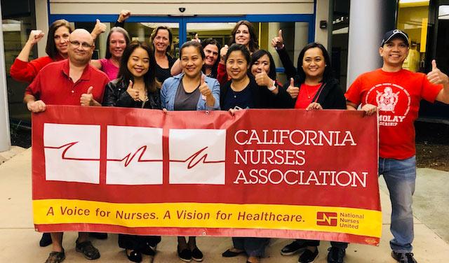 Registered Nurses at Stanford Health Care's ValleyCare