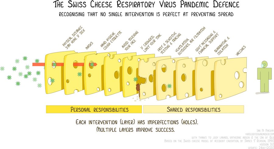 Swiss Cheese Argument