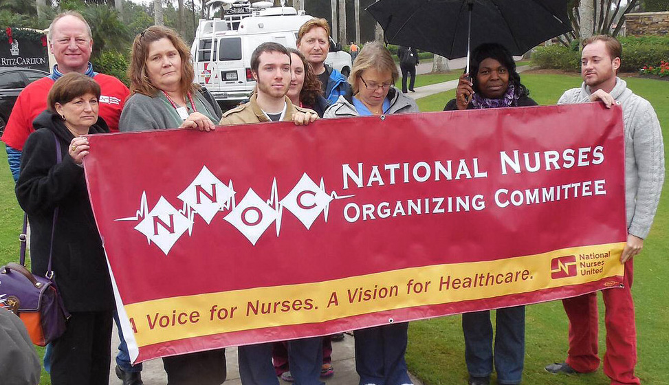 National Nurses Organizing Committee