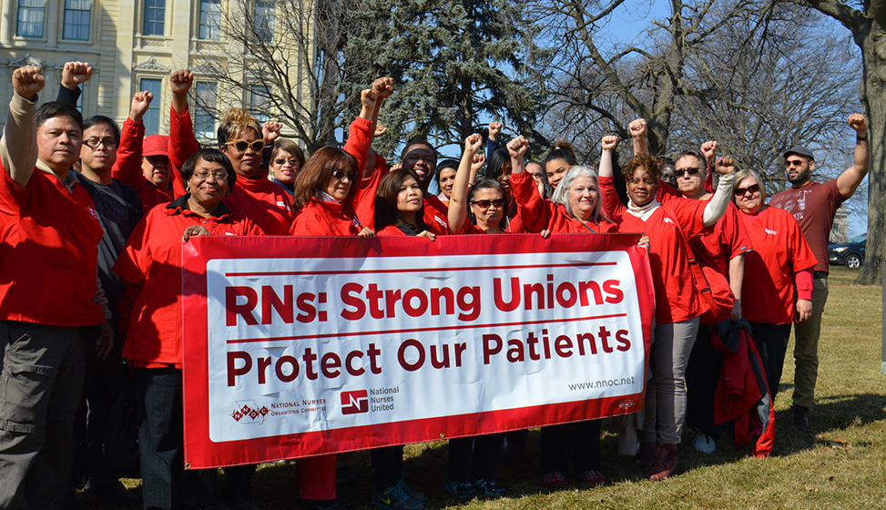 National Nurses United In Illinois