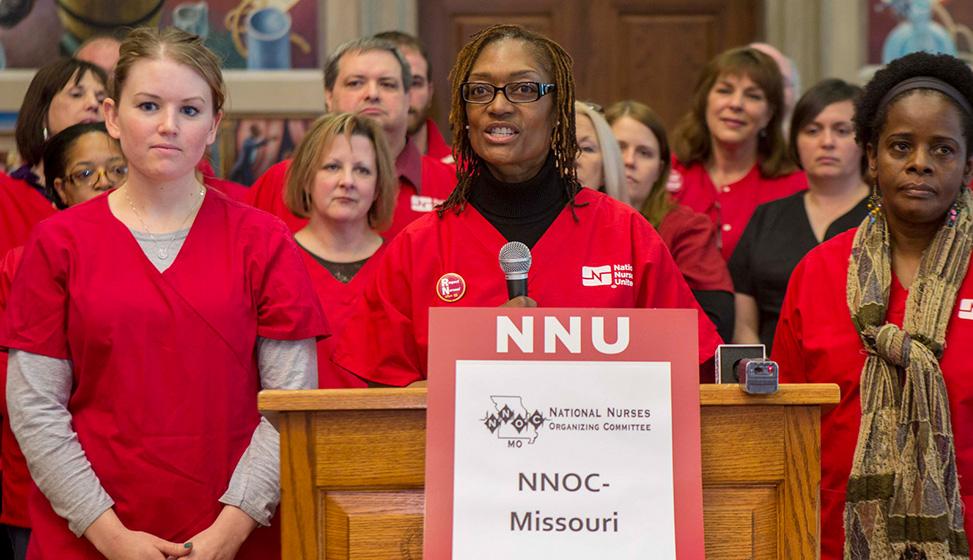 Missouri National Nurses Organizing Committee