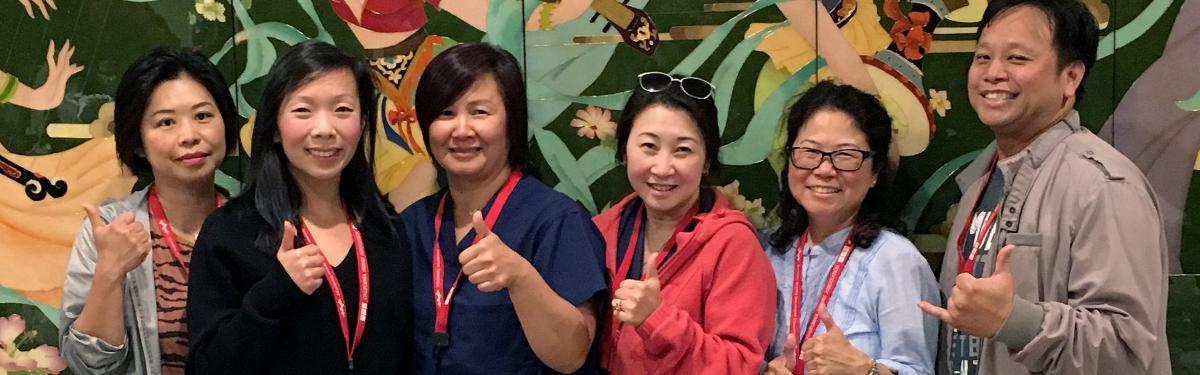 RNs from Chinese Hospital in SF