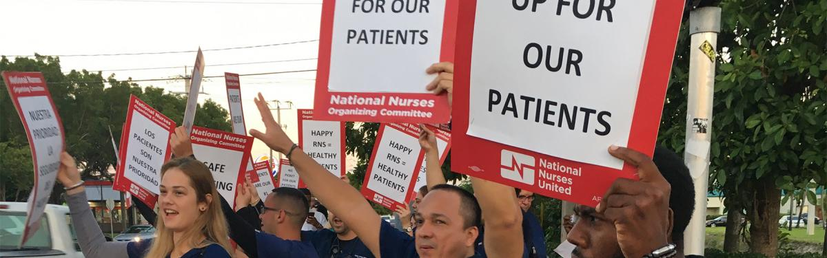 Nurses to Hold One-day Strike