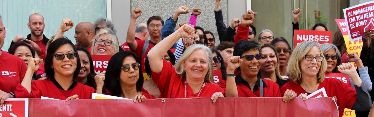 UC Nurses Vote Overwhelmingly to Ratify New Contract