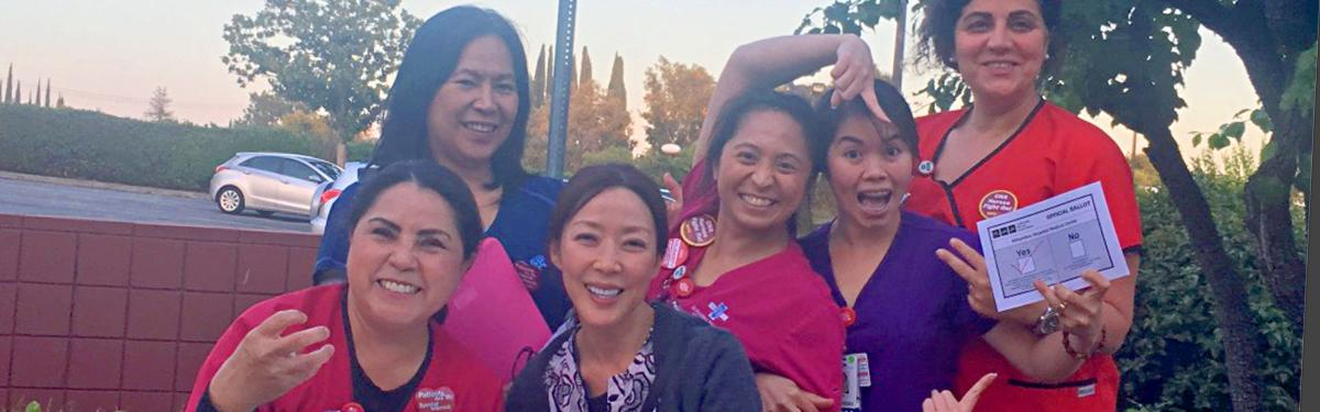 Alhambra Nurses Authorize Strike