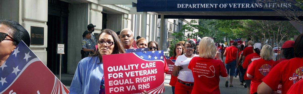 Equal Rights for VA RNs