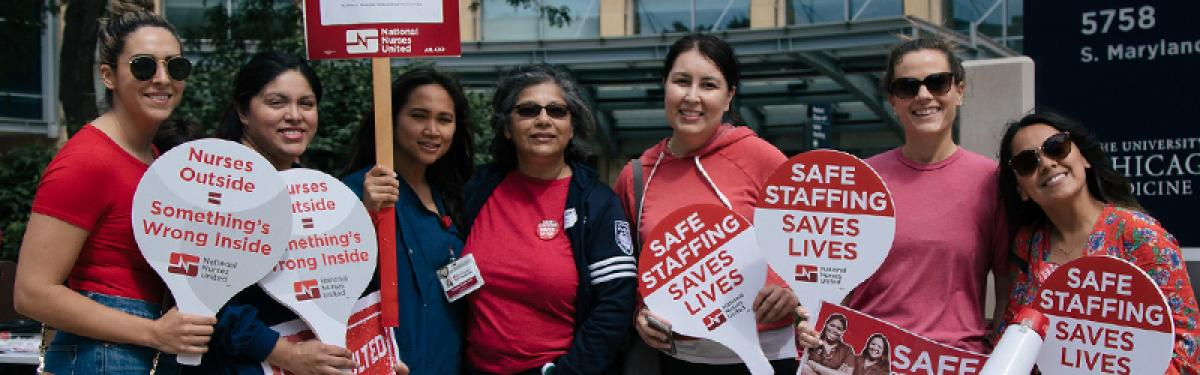 Nurses and patients deserve safe staffing ratios, no matter where they live and work.
