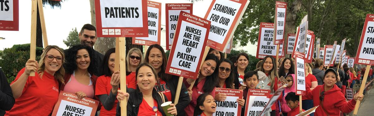 California Nurses Association | National Nurses United