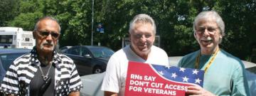 RNs Say Don't Cut Access For Veterans