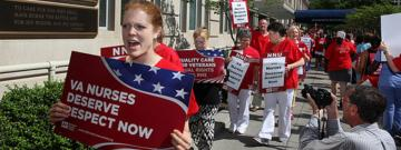 Nurses and Veterans to Rally in Washington, D.C.