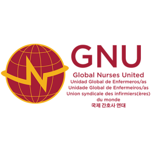 Global Nurses United logo