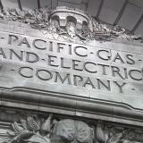 PG&E frieze