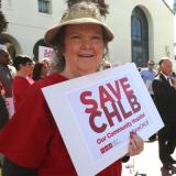 Save CHLB nurse