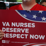 "Sign ""VA Nurses Deserve Respect Now"""