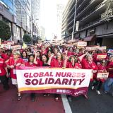 Nurses from 25 countries