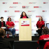 NNU press conference to release results of first national nurse survey - March 5, 2020