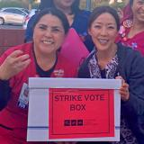 Alhambra Hospital Nurses voting to Strike 6-9-2018