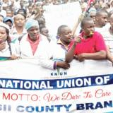 Kenya National Union of Nurses