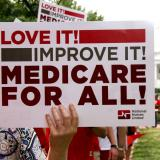 Nurses calling for Medicare for all